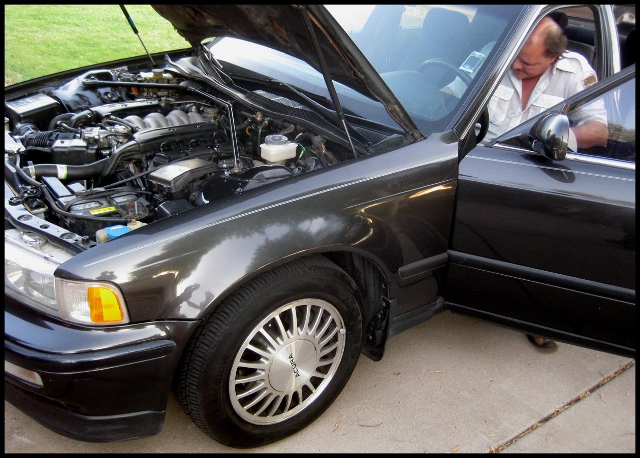 New Friend, Old Car | drivetofive
