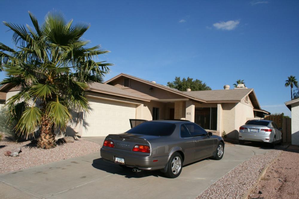 Tucson Trip:  Josh's Acura Integra (5/6)