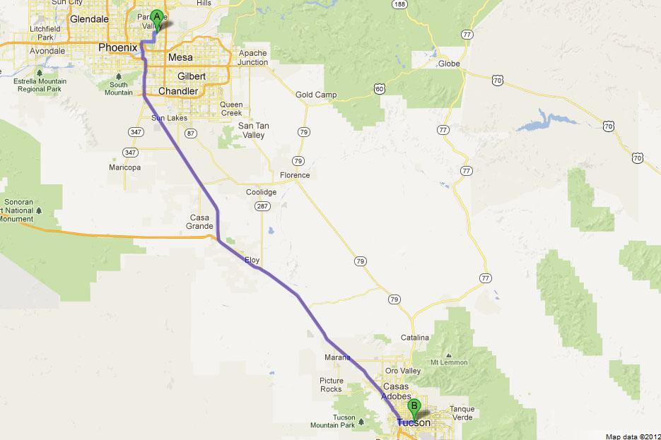 Tucson Trip:  Josh's Acura Integra (4/6)