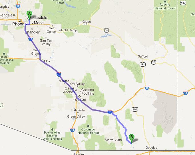 Bisbee, Arizona:  Legend of the Old West (4/6)