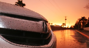 acura_ilx_grille_sunset
