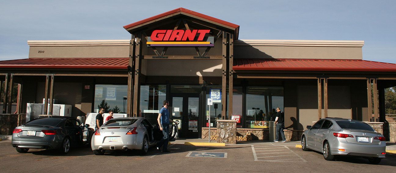 giant gas stations - photo #5