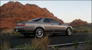 acura_legend_snow_canyon_state_park