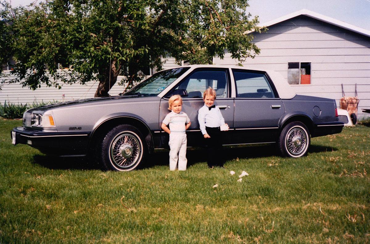Chevrolet Celebrity - Chevy Wiki