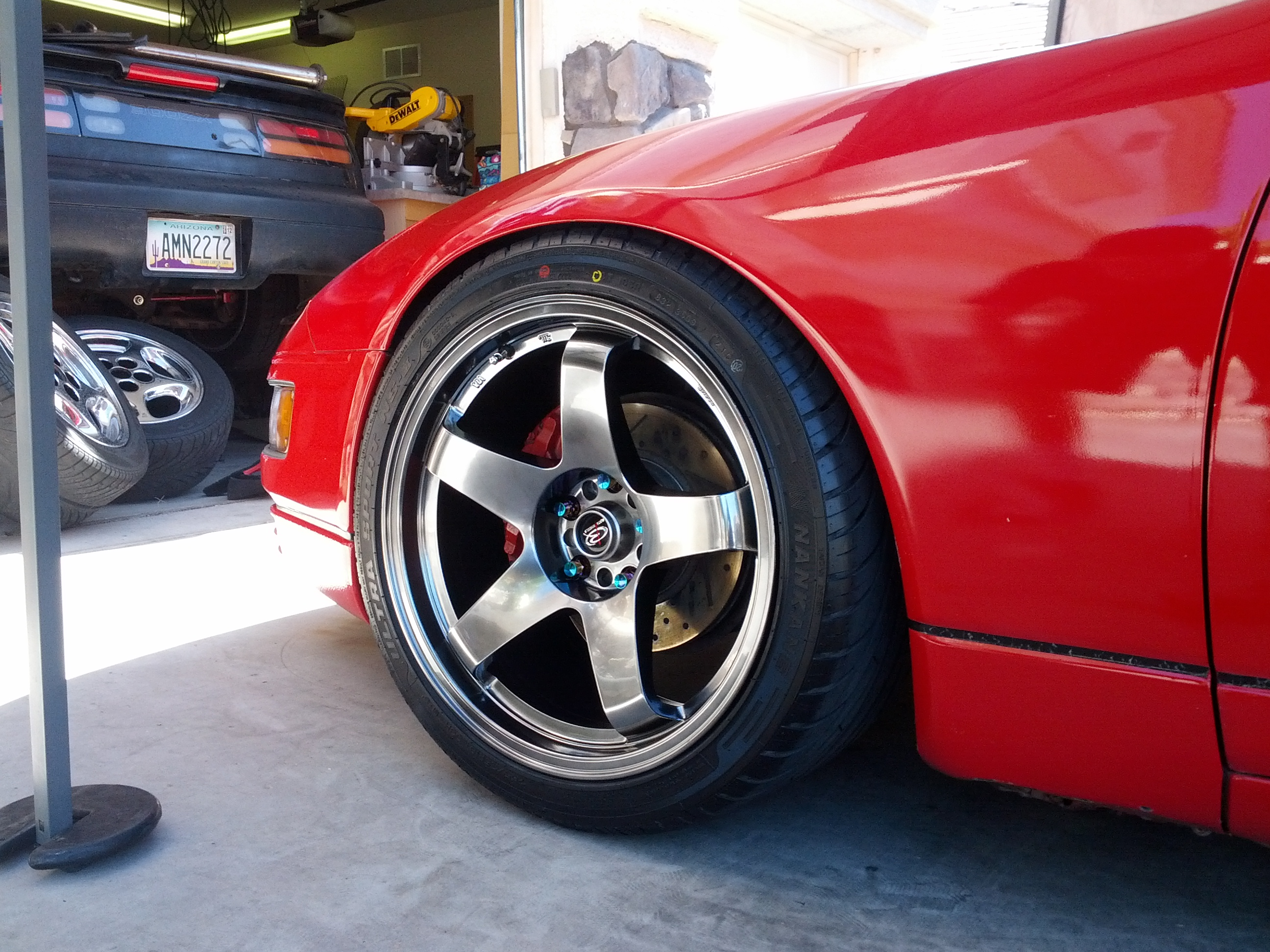 Friday Feature: Nick's 1990 Nissan 300ZX | drivetofive