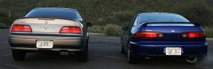 rears