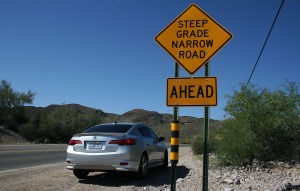 acura_ilx_steep_grade_narrow_road