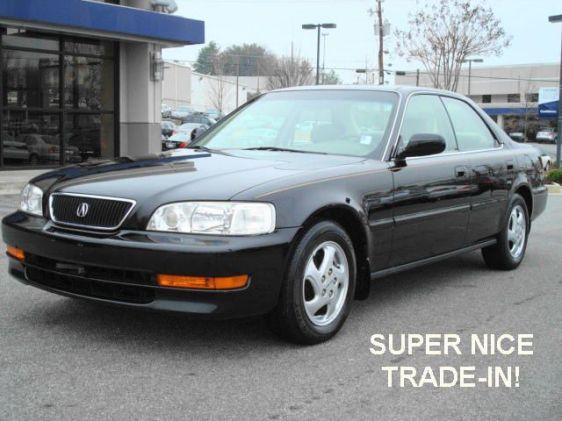 Reader's Ride:  Paul's 1998 Acura 3.2 TL (5/6)