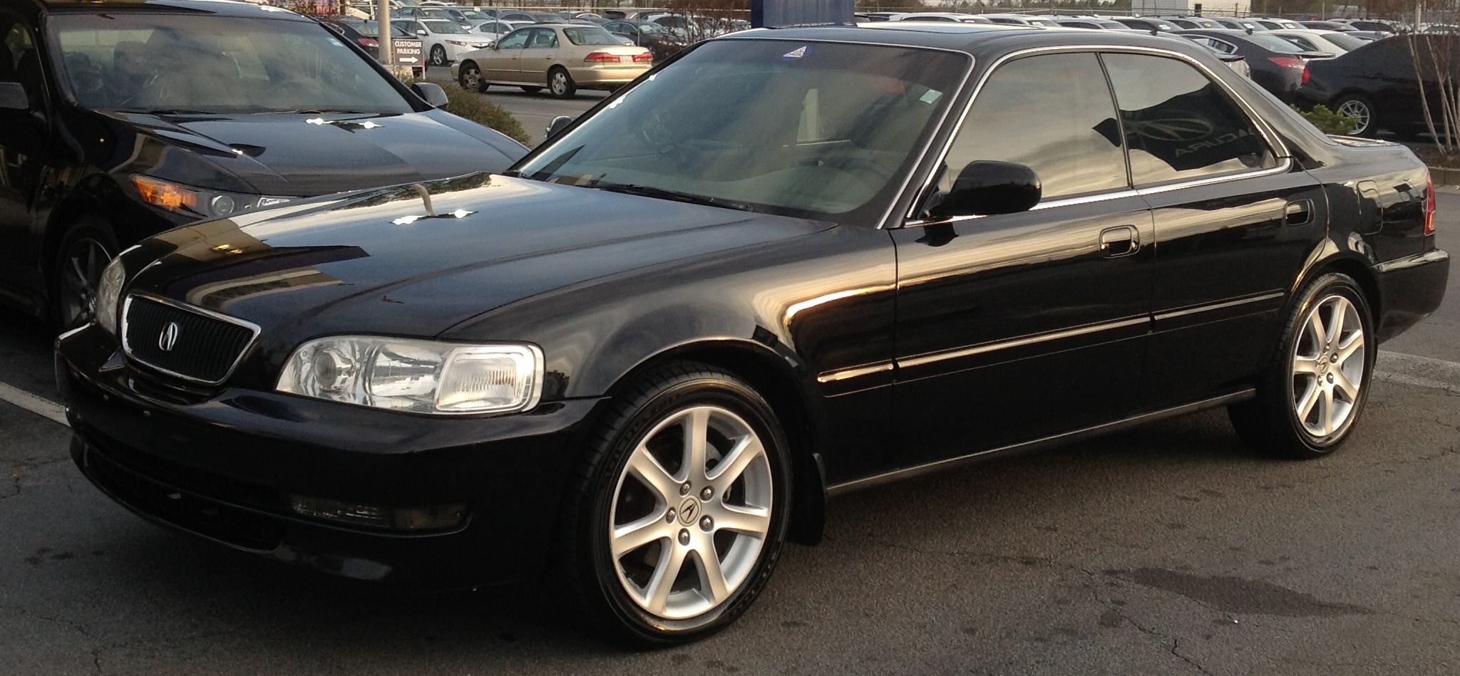 Reader S Ride Paul S 1998 Acura 3 2 Tl Drivetofive