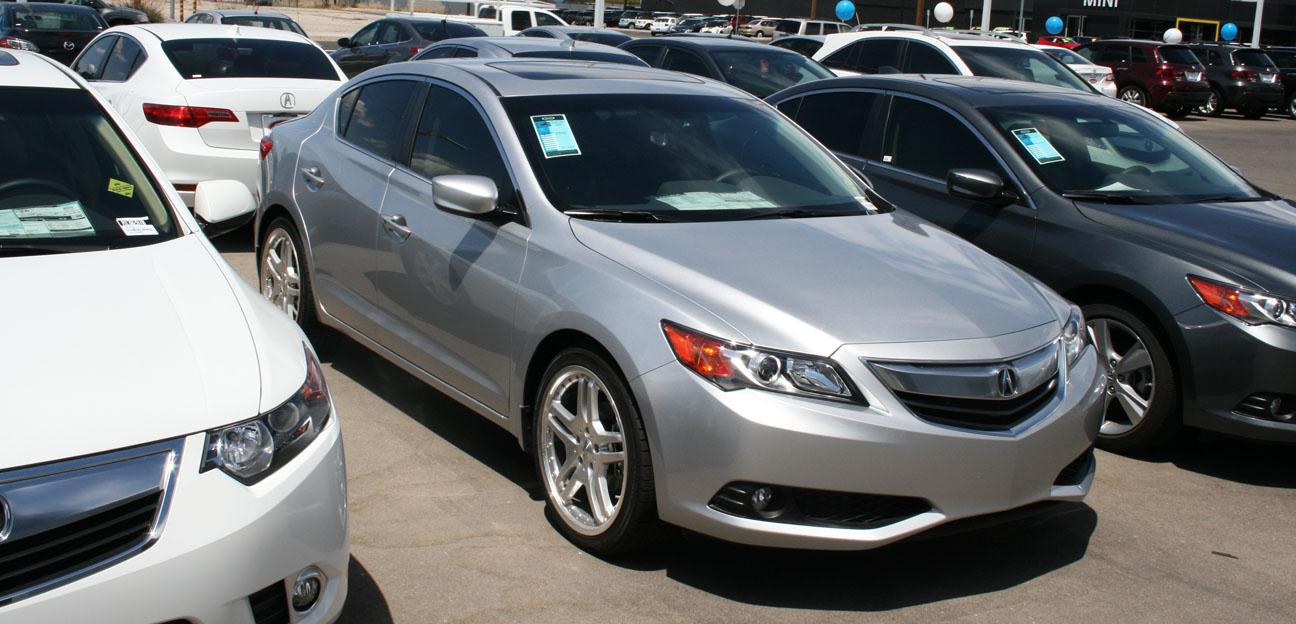 Acura ILX Trip: Roadside Randomness in Tucson, Arizona : drivetofive