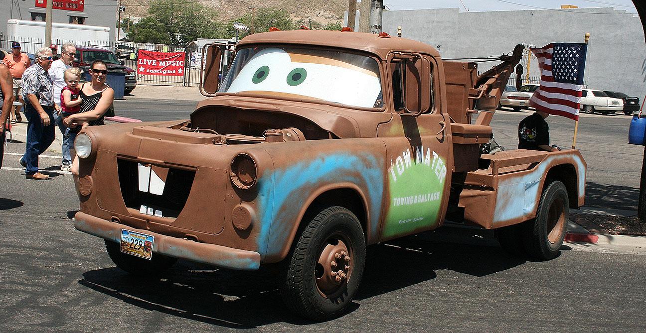 1950 Tow Truck >> Acura ILX Route 66 Tour: Kingman to Seligman, Arizona | drivetofive