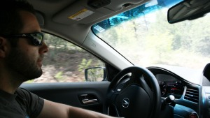 tyson_driving_acura_ilx
