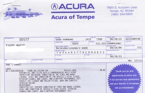 acura_legend_oil_change_receipt