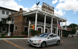 acura_ilx_el_rancho_hotel_gallup_new_mexico