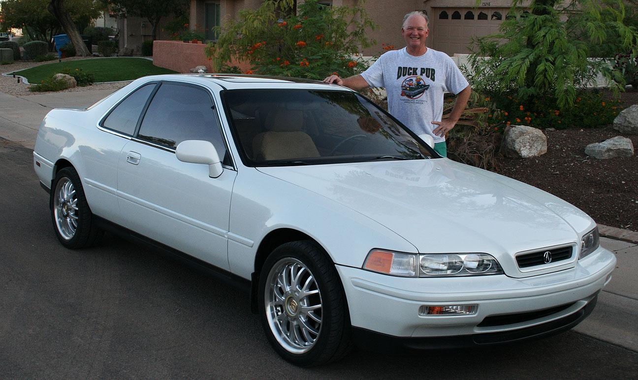 Readers Ride Chucks Acura Legends