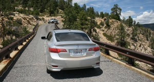 acura_ilx_on_hells_backbone_bridge_utah