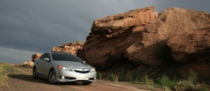 acura_ilx_overweight_truck_route_cameron_arizona