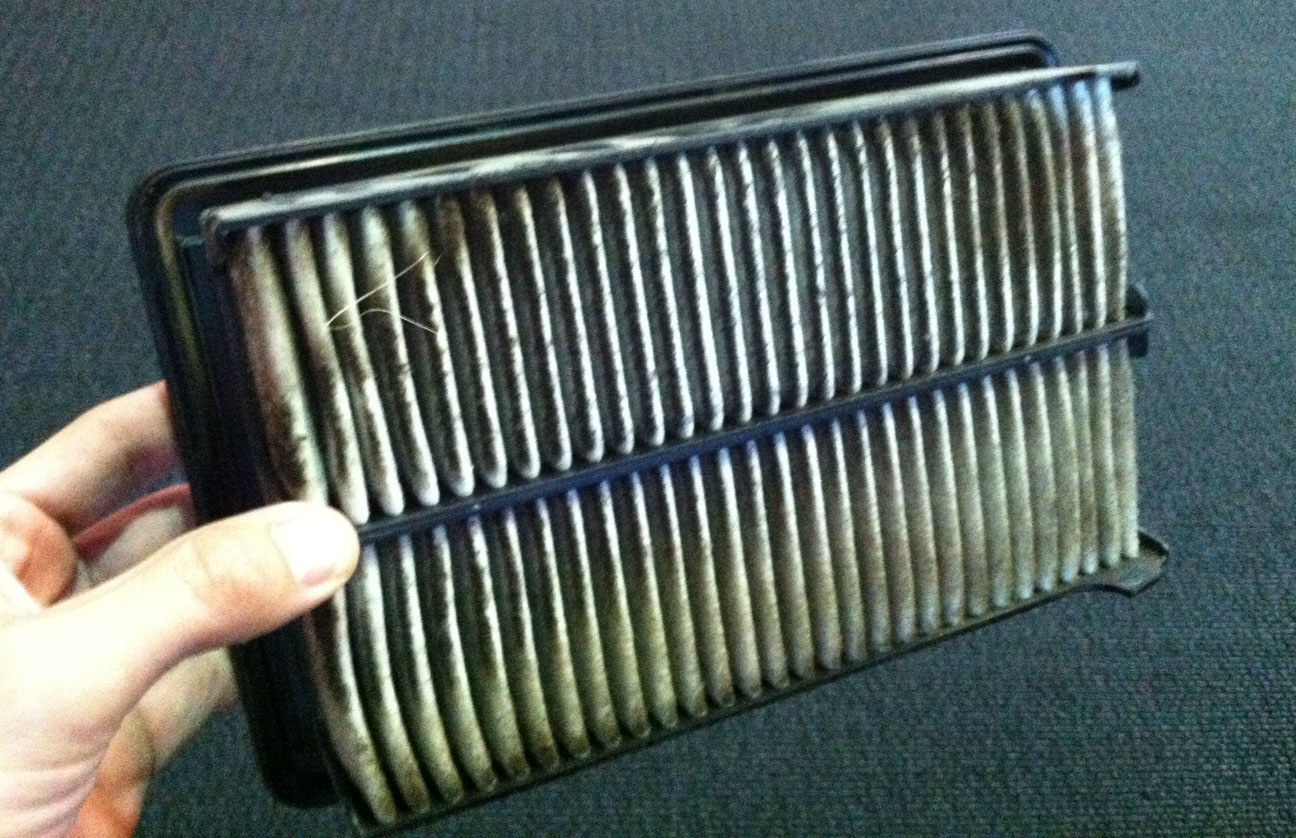 When To Change Air Filter >> Ilx Oil Change New Tires Maintenance Summary Drivetofive
