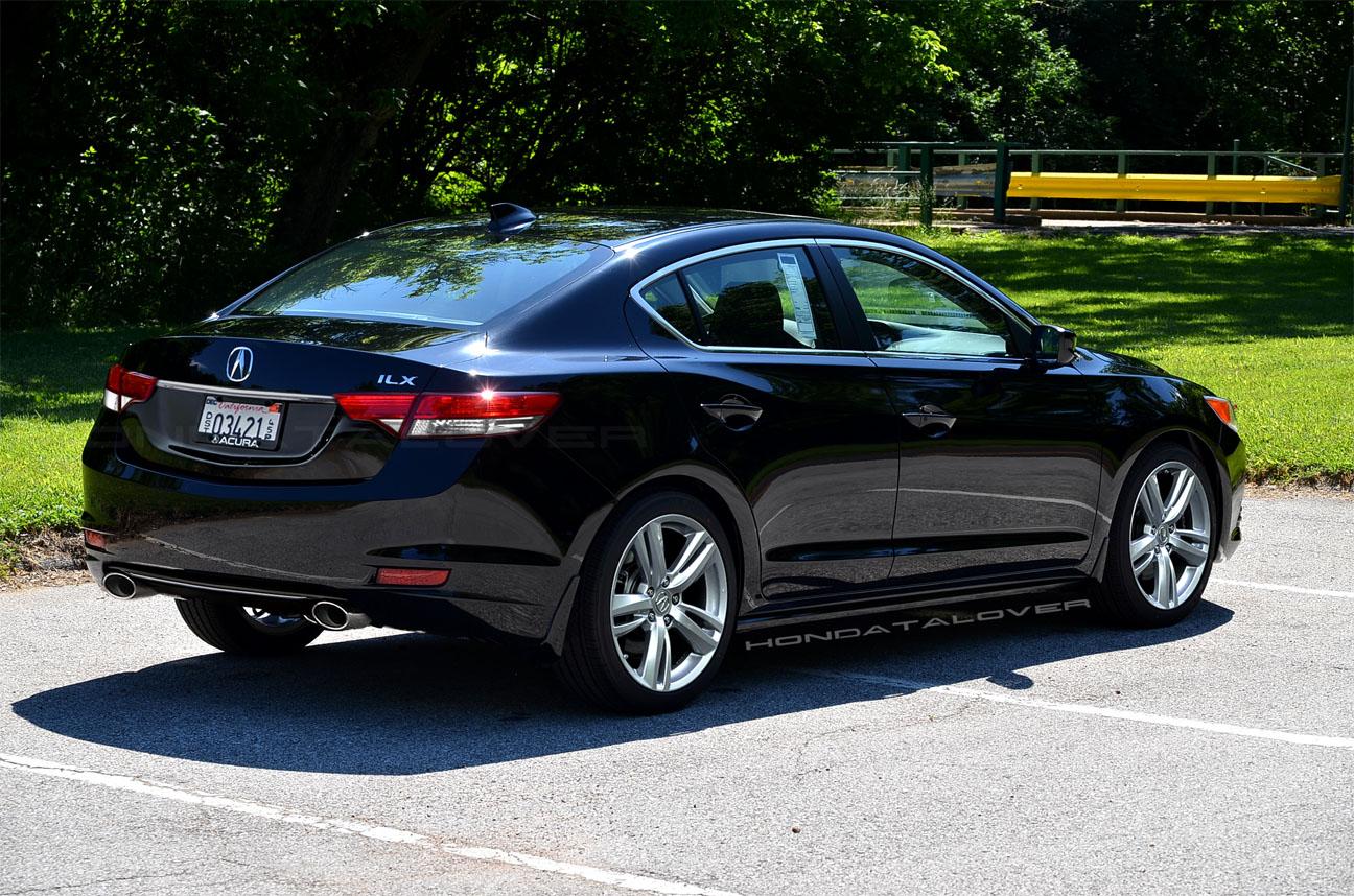 Acura, Please Build This ILX | drivetofive