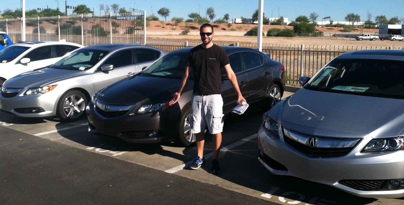 Tucson in the Legend: Reunited with Original Owner   drivetofive