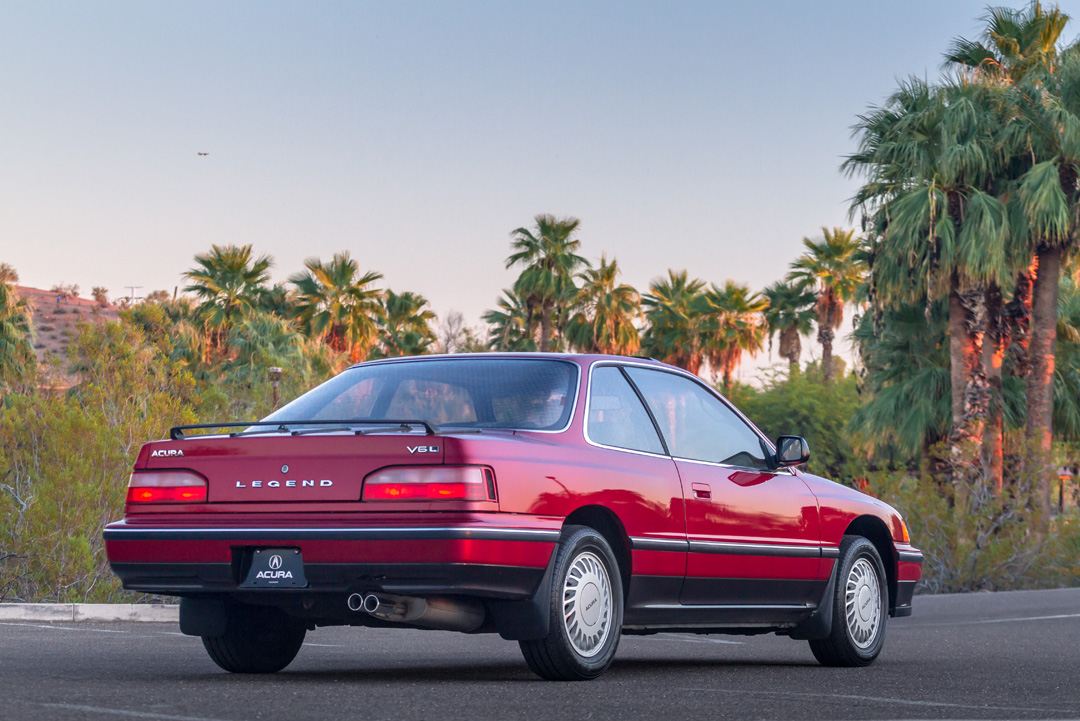 Sell Used Rare Low Mileage Timeless Classic Acura Coupe