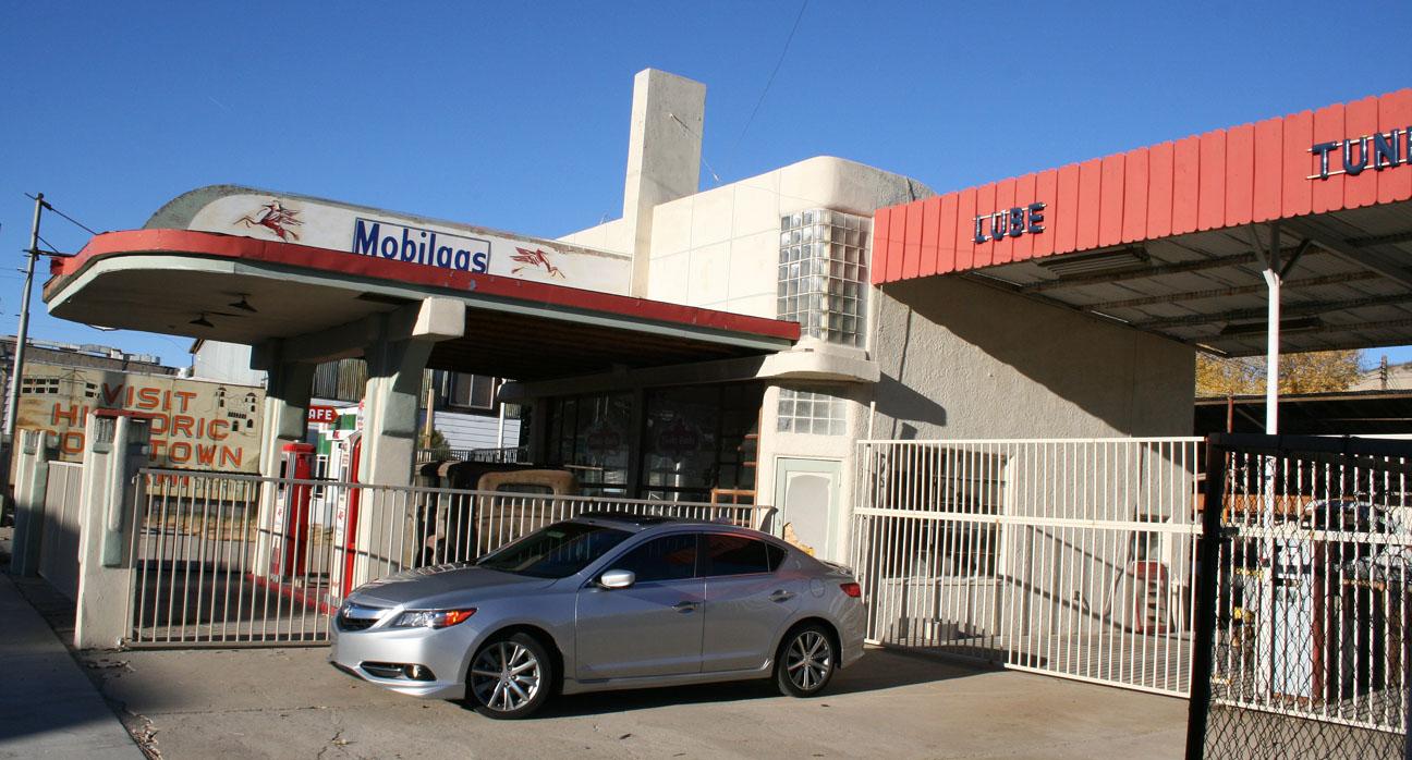 Mobil Gas Card >> Arizona's Salt River Canyon in the ILX | drivetofive