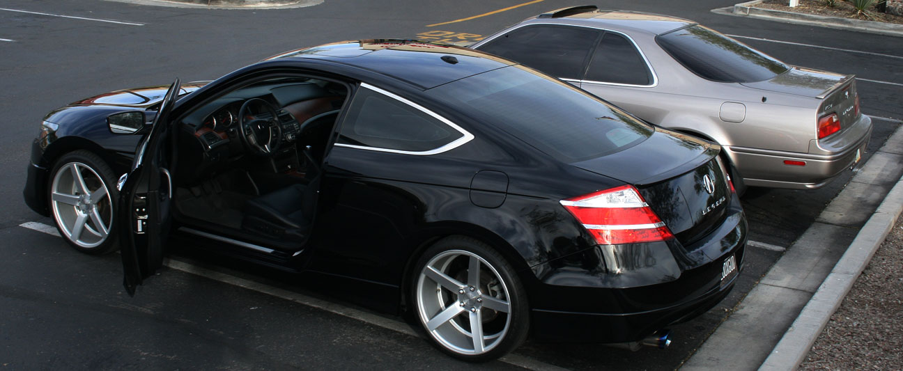 Reader's Ride: Walter's 2015 Acura Legend Coupe Concept | drivetofive