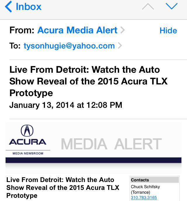 2014 Detroit Auto Show – Day 1