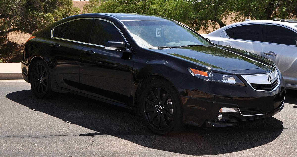 Reader's Ride: Daniel's 2012 Acura TL | drivetofive