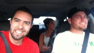 car_selfie