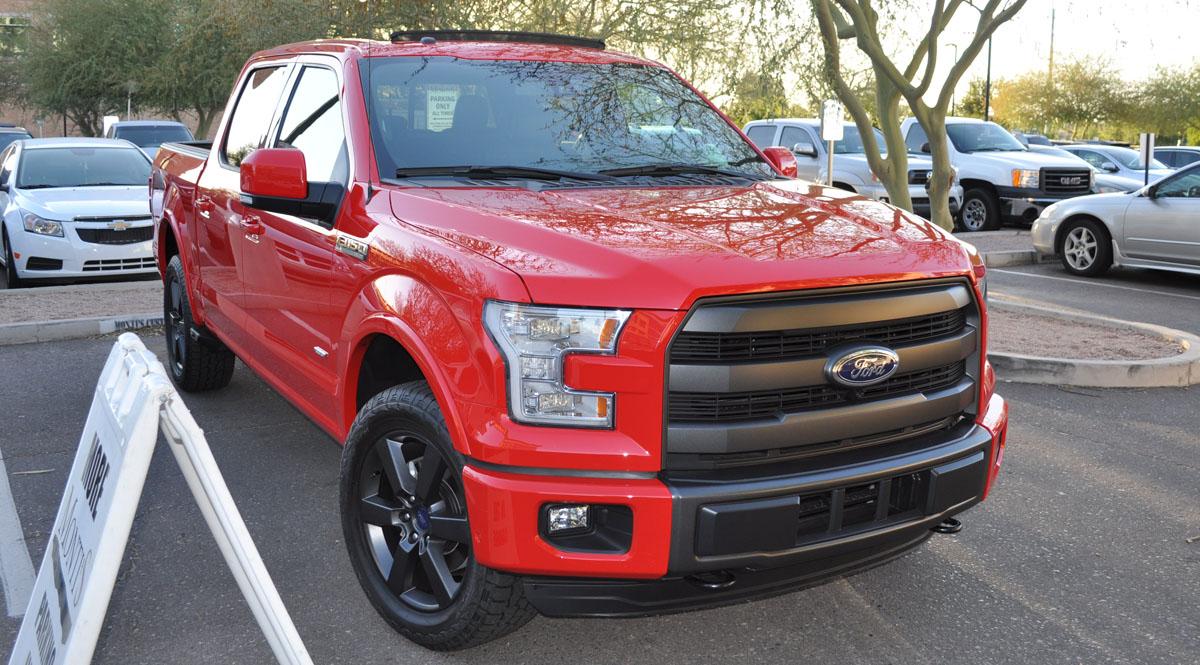 via httpdrivetofivewordpresscom201 f 150 pickup - 2015 Ford F150 Fx4 Interior