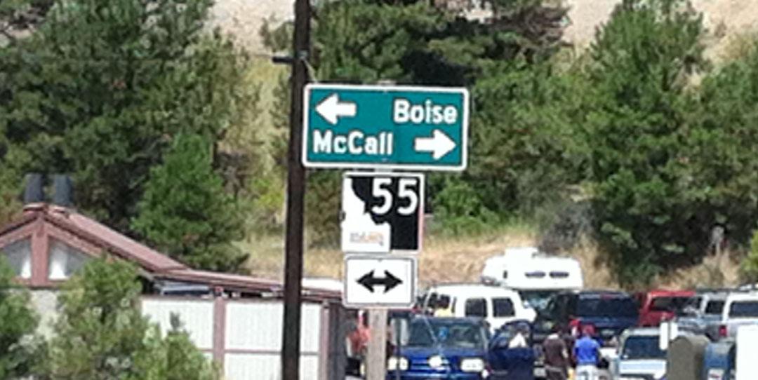 4th of July Weekend Part 2: Boise to McCall, Idaho | drivetofive