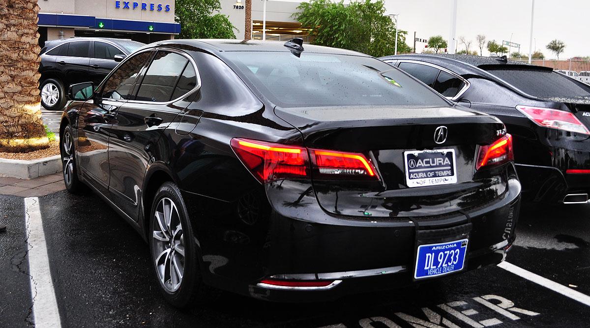 Test Drive: 2015 Acura TLX V6 | drivetofive