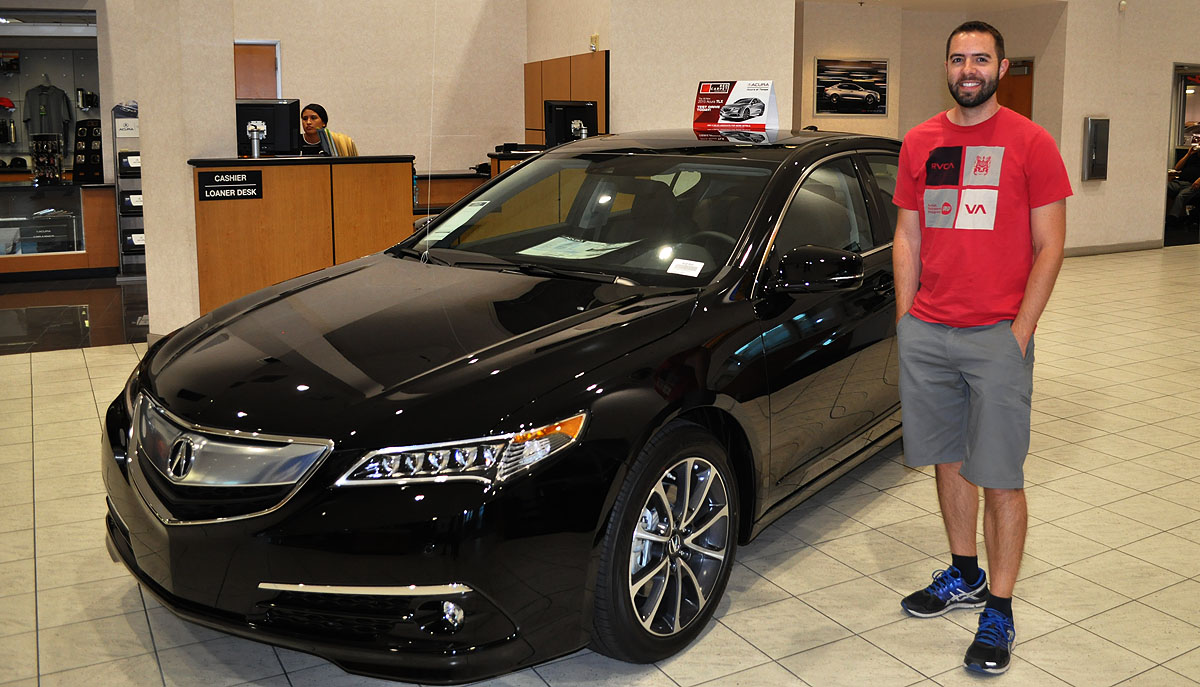acura tlx black. tyson_with_tlx acura tlx black