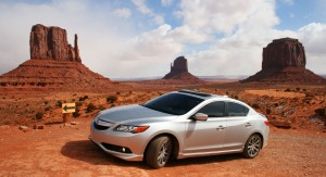 acura_ilx_monument_valley