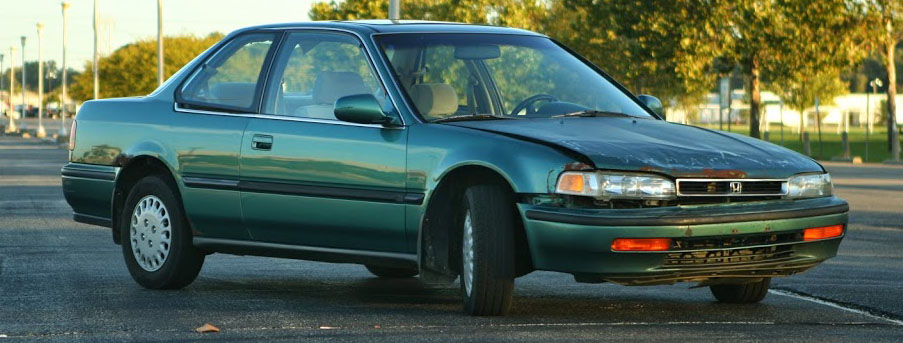 Readers Ride Daves High Mileage 1992 Honda Accord Coupe