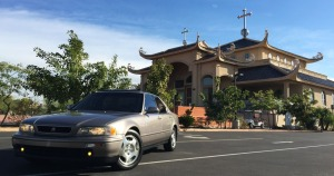 sedan_at_church_2