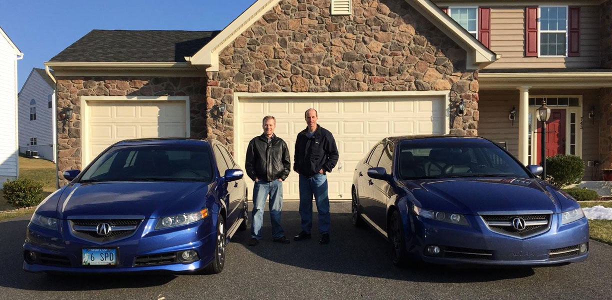 Readers Rides TL TypeS Twins Drivetofive - 08 acura tl type s for sale