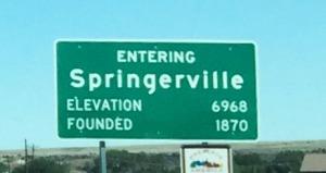 springerville