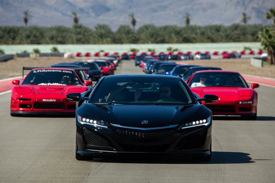 NSXPO In Palm Springs Part The Thermal Club Raceway The - Palm springs acura