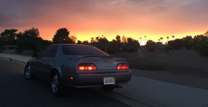 coupe_sunset