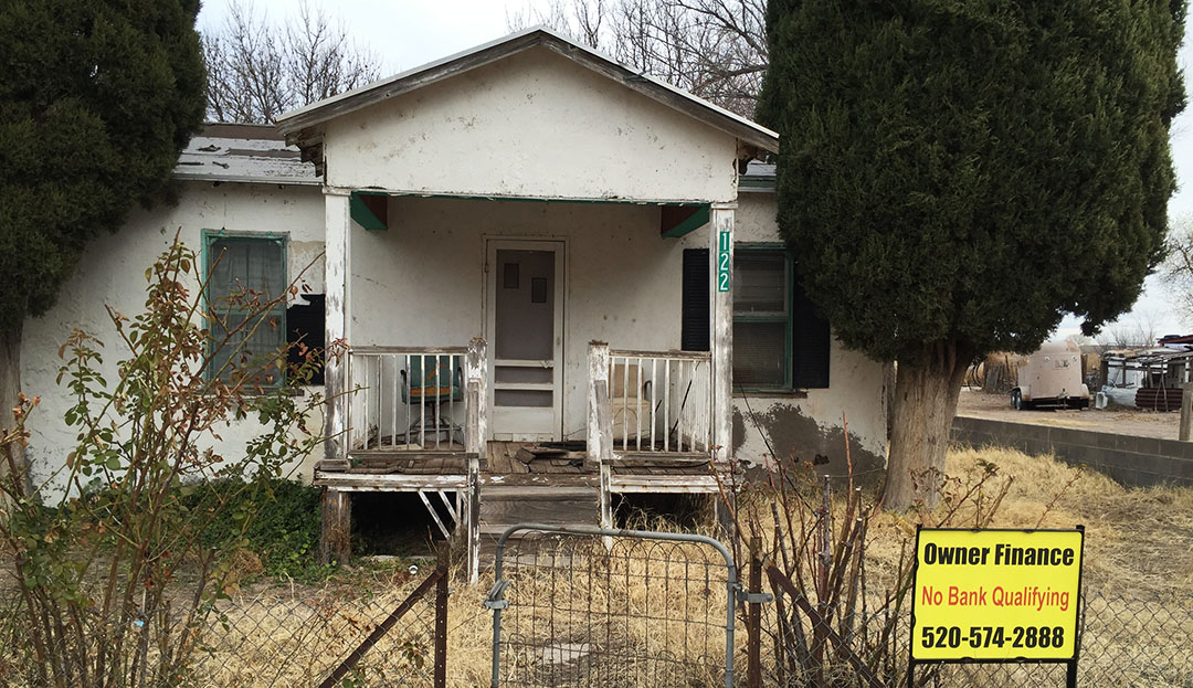 Operation Fixer Upper: Saturday Drive To Greenlee County: Town Of Duncan, Arizona
