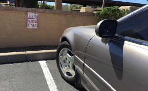 legends_parking_only