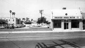 American Honda's first corporate office - Pico Blvd. Los Angeles, CA.jpg
