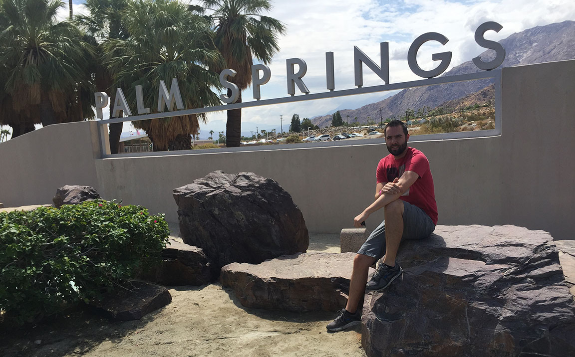 Labor Day Weekend Palm Springs California Trip TL - Palm springs acura