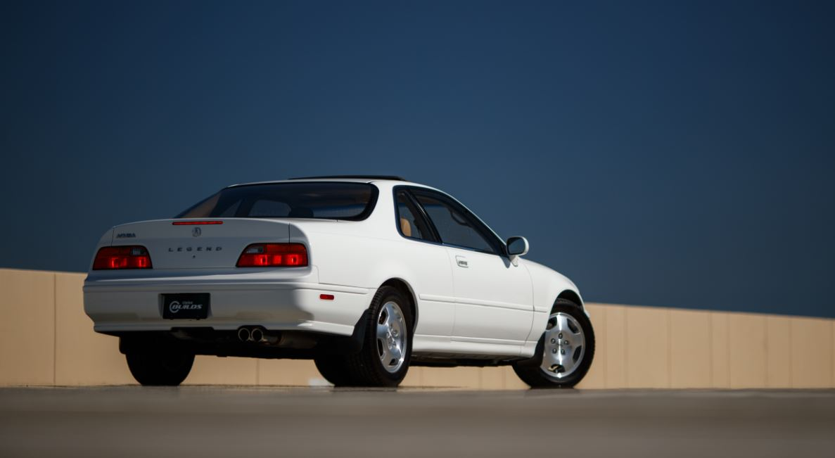 Readers Ride Clarion Builds Acura Legend LS Speed Coupe - 1994 acura legend for sale
