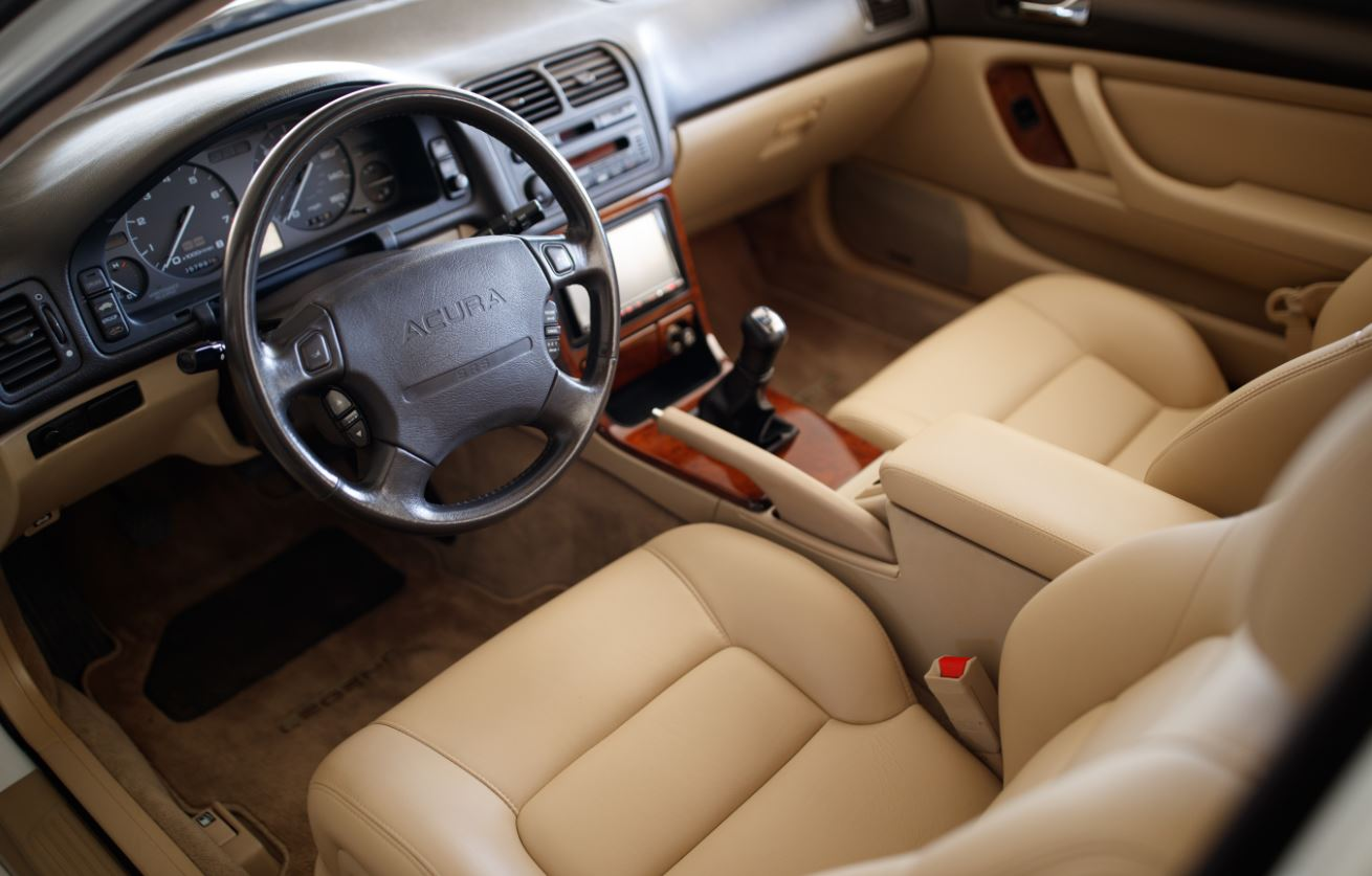 Reader S Ride Clarion Builds 1994 Acura Legend Ls 6 Speed Coupe Drivetofive