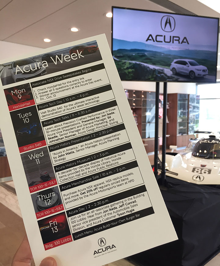 Catching Up: Acura Day In Torrance, St. George Marathon