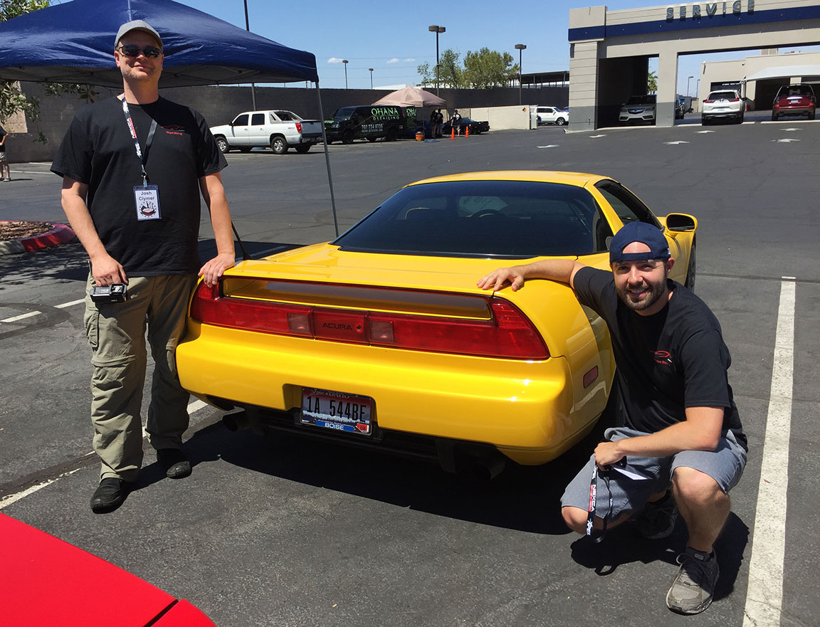 April 2018 Drivetofive Nsx Fuse Box I Took The Opportunity To Catch Up With A Couple Of Local Friends As Well Hang Out Josh Experiment Whod Driven Down From Boise