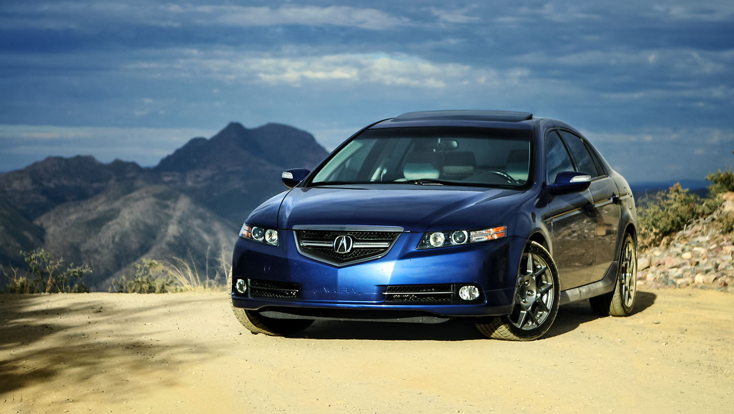Readers' Rides: Trevor, Shaun, and Dave – Acura Meet in Utah & TL-S